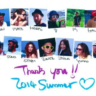 THE ENDLESS SUMMER 2014